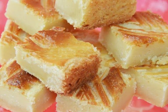 Boterkoek Dutch Candybar with butter with recipe