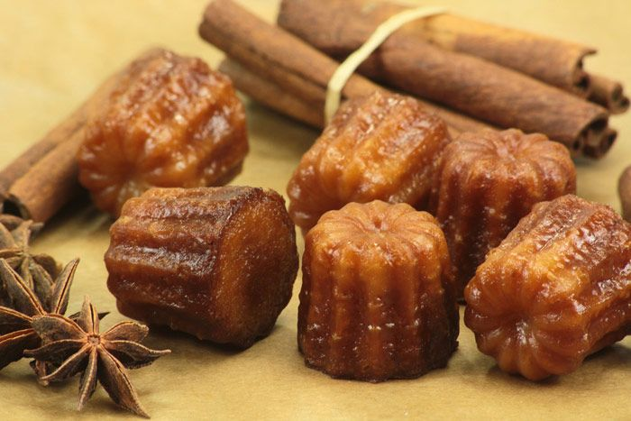 Exquisitos dulces franceses, te muestro la receta fácil de Cannelés Franceses paso a paso, sin secretos!