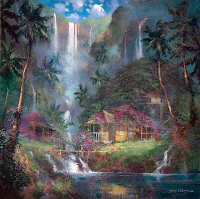 Tropical Art That I Love James Coleman Http Www