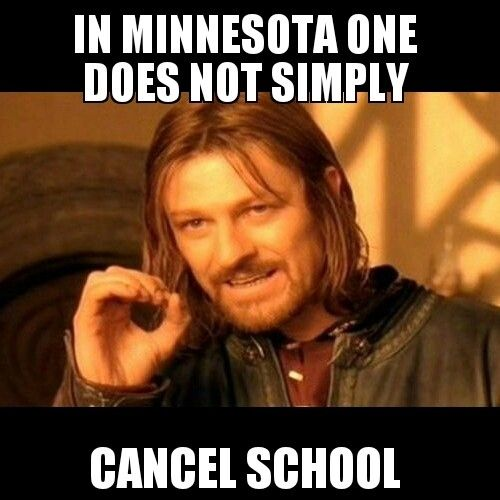 38 Things Minnesotans Are Too Nice To Brag About.  The above is the story of my life from kindergarten to college.