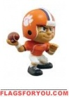 "Clemson Tigers Lil' Teammates Series 1 Quarterback 2 3/4"" tall"