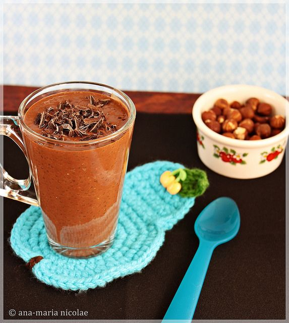 Budinca de ciocolata cu chia http://amainbucatarie.blogspot.ro/2014/03/budinca-de-ciocolata-cu-chia.html