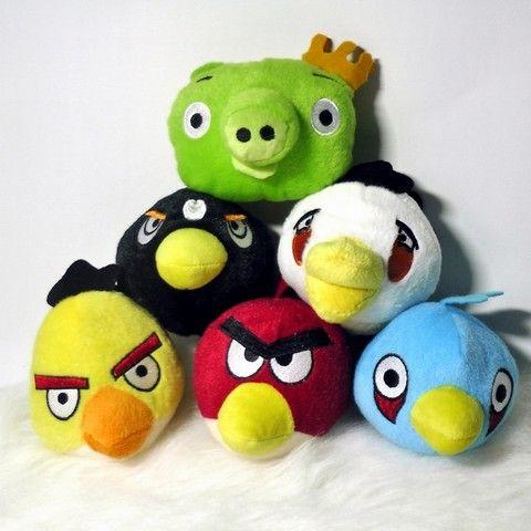 Hračky pro psy Angry Birds!