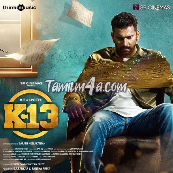 K13 (2019) Tamil [M4A-256Kbps] Download iTunes M4A MP3 320Kbps