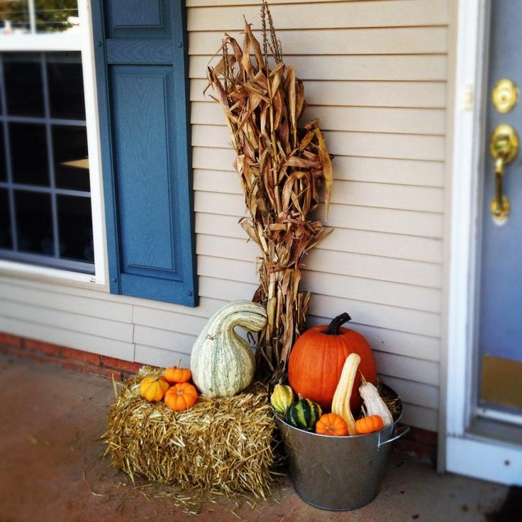 Corn Stalk Decoration Ideas: Best 25+ Bail Of Hay Ideas On Pinterest