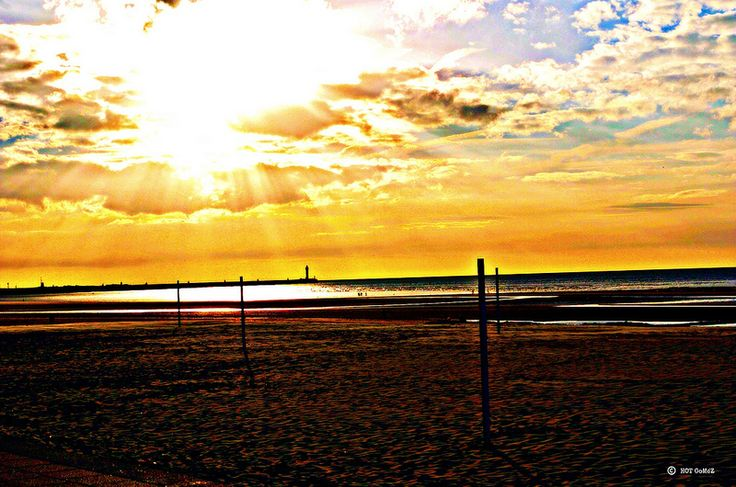 Late Sun Dunkerque