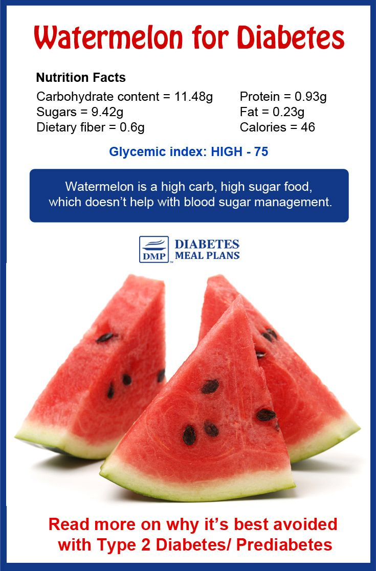 Can You Get Diabetes From Fruit Sugar Watermelon And Diabetes Find Out The Facts Food For Diabetic Patient Healthy Recipes For Diabetics Fruit For Diabetics