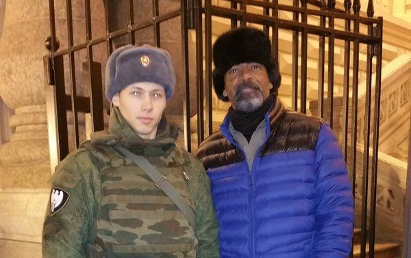 Donald Trump advisor Sheriff David A. Clarke was in Russia while Michael Flynn dined with Putin - Palmer Report