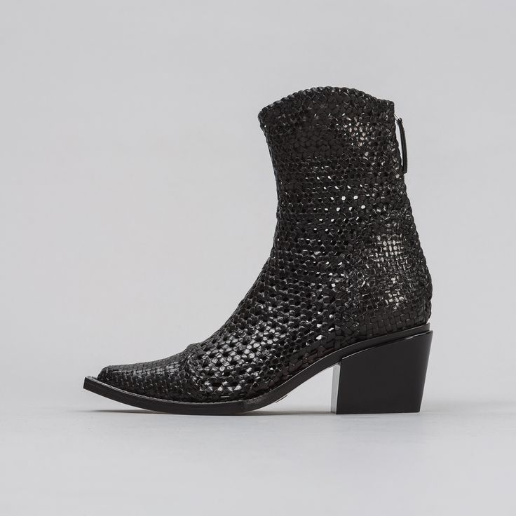 Rodeo Boot in Black