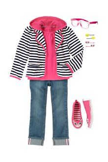 Study in Stripes #gymboree #ad *how cute is this?!?!