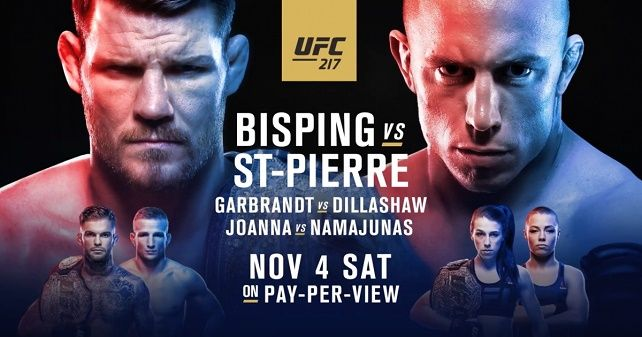 Watch UFC 217: Bisping vs. St-Pierre 11/4/2017 4th November 2017 (4/11/2017) Full Show Online Free Watch UFC 217 PPV New York, NY Live Stream and Full Show Watch Online (Livestream Links) *720p* HD/