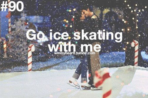 When we first met!!!! :') we so have to go ice skating again bebe!!!! ^.^