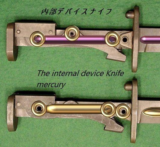Как и из чего делают современные ртутные метательные ножи. Устройство и ТТХ ртутного ножа универсала модели «Hydrargyrum-knife-999-Hg». Но...