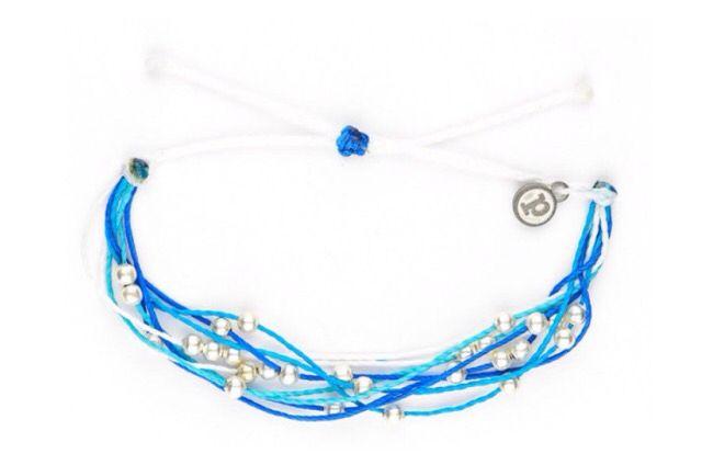 Pura Vida bracelets- B.E.A.C.H platinum Marine Debris Solutions. Help keep our oceans clean! www.puravidabracelets.com