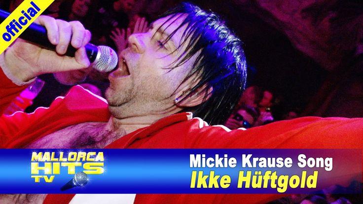 """Ikke Hüftgold - """"Mickie Krause Song"""" im Palazzo in Freiberg/Neckar. http://mallorcahitstv.de/2015/06/ikke-hueftgold-mickie-krause-song-palazzo/"""