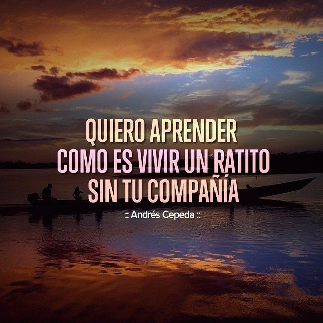 ...!!! Andrés Cepeda