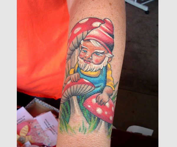 1000 images about tats i like on pinterest cross for Garden gnome tattoo designs