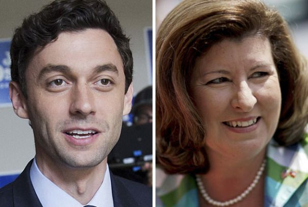 Republicans Hang On To Georgia Seat In Country's Most Expensive House Race Ever