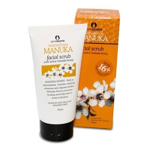 Marvellous Manuka Honey Facial Scrub