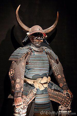 Samurai Armor - © Aleksey Baskakov