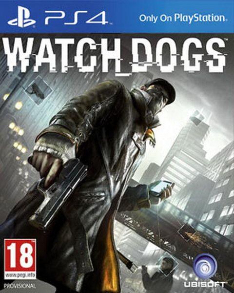 Watch Dogs, appena entrato usato per PS4 a soli 39,99 euro ^^