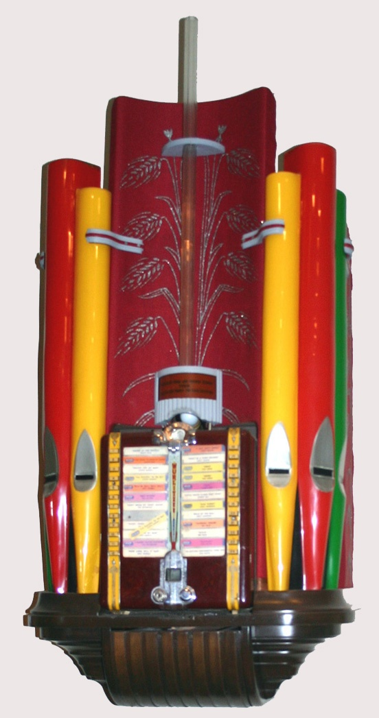 1942 Wurlitzer Model 430 Wall Speaker