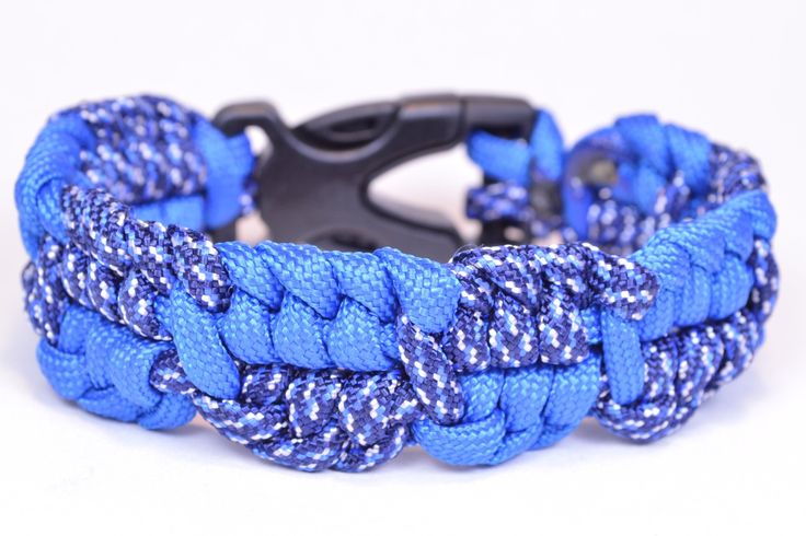 "Make the ""Ripple Bar"" Paracord Survival Bracelet - BoredParacord!"