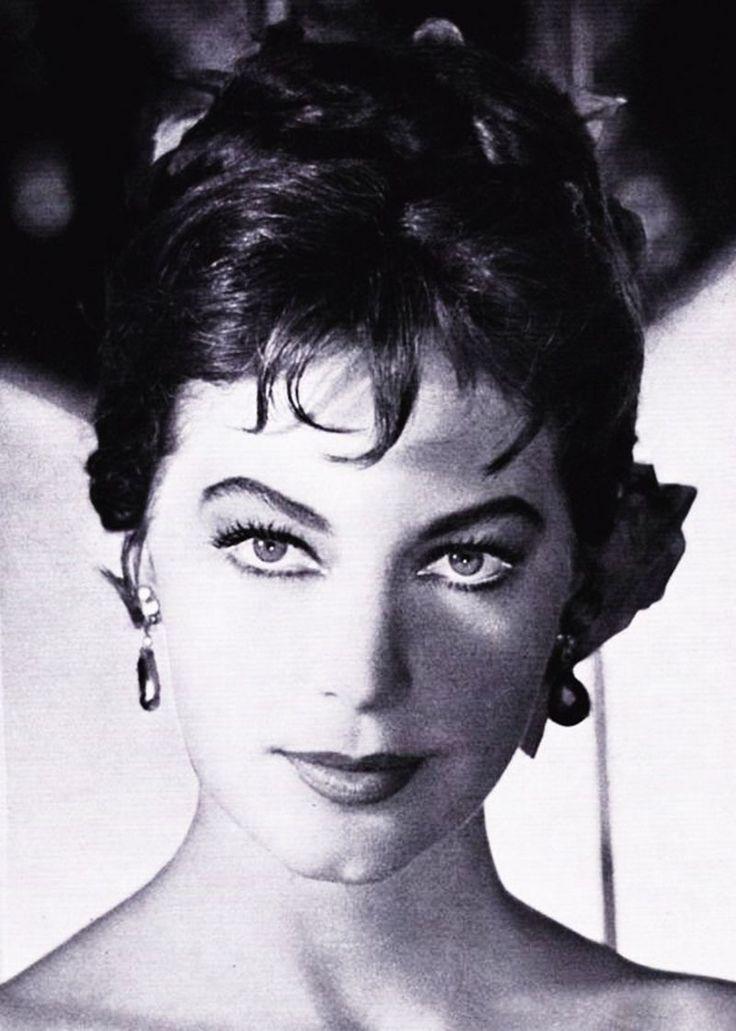 """Ava Gardner en """"La Maja Desnuda"""" (The Naked Maja), 1958"""