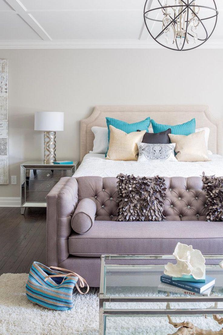 """""""Sparkling Gem"""" bedroom designed by Lionsgate Design"""