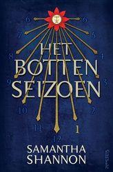 Op 30 augustus verschijnt Het bottenseizoen van Samantha Shannon, nu al een van de meest besproken YA sensaties van dit jaar. Lees meer op..    http://www.bruna.nl/boeken/het-bottenseizoen-9789044622584