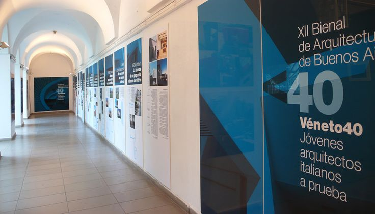 Arbau's works at Quito Biennal of Architecture
