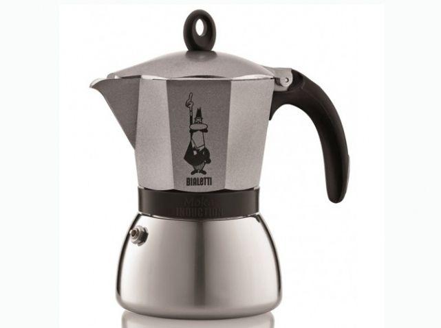 Cafetiere vintage acier