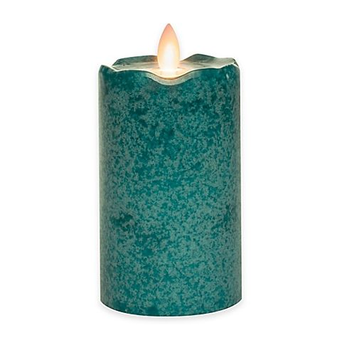17 Best Images About Blue Flameless Led Candles On