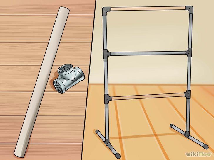 Изображение с названием Make a Ladder Golf Game Step 3