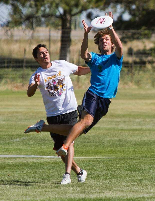 Disc jockeys battle: Titans of ultimate frisbee clash at Utah Summer Games
