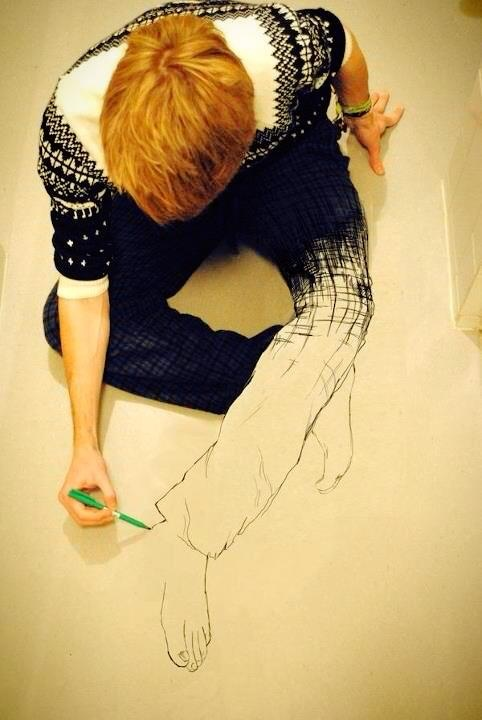 ~Art is Beautiful<3~ Things that make you stop and think <3 (#5) <3 Repin <3 ,Share <3 Love <3 -CheyNikki #Opticalillusion <3