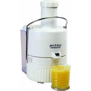 Search Jack lalanne tristar power juicer. Views 114736.