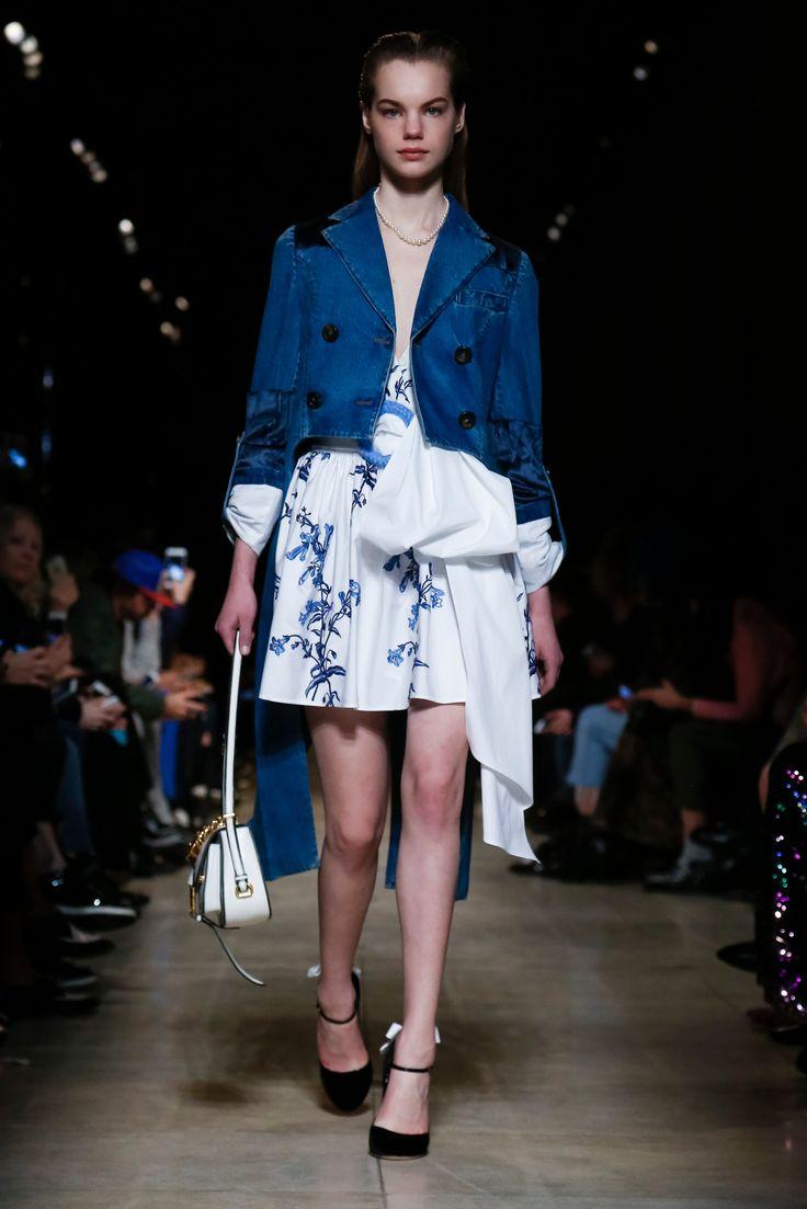 Miuccia Prada's latest designs for the house.