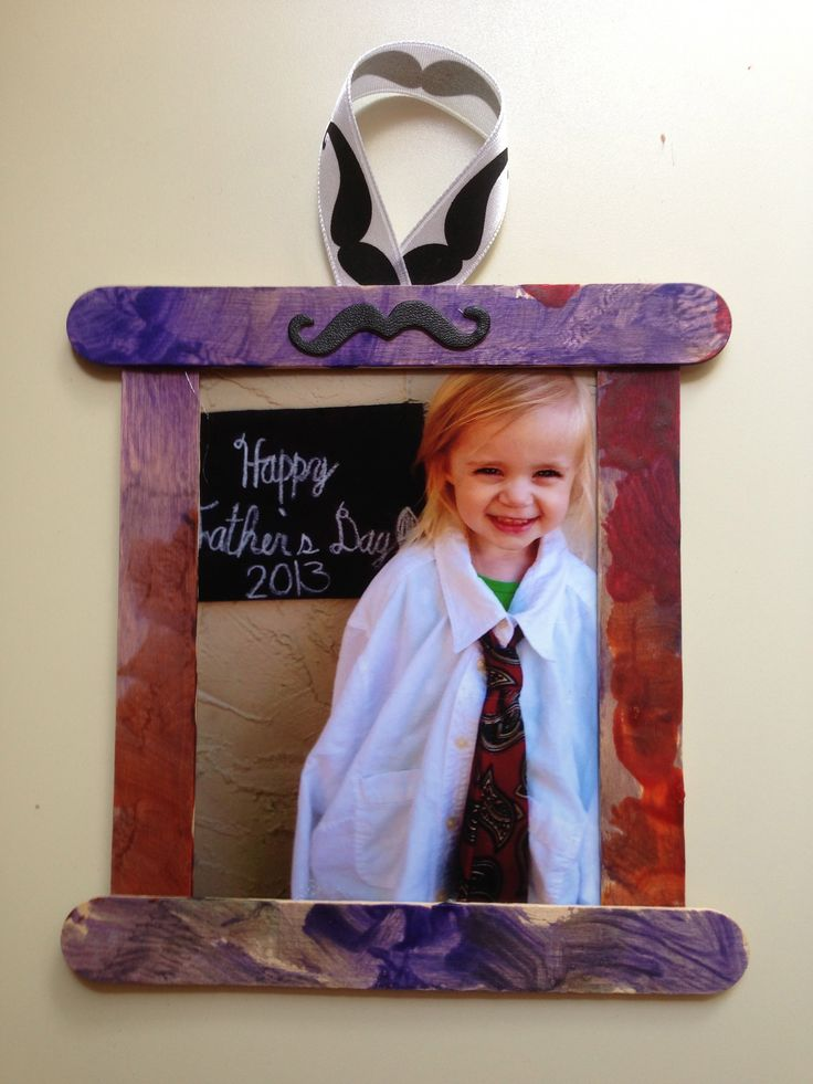 Father's Day Photo Craft