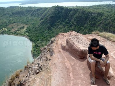 Conquering Taal Volcano with First-time Hikers ~ http://www.pinoyadventurista.com/2012/07/conquering-taal-volcano.html