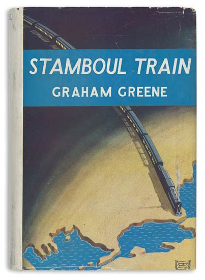 Stamboul Train (1932)  Graham Greene