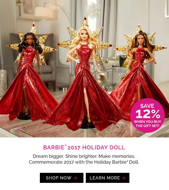 Collectible Barbies: Become A Barbie Collector | Barbie Signature