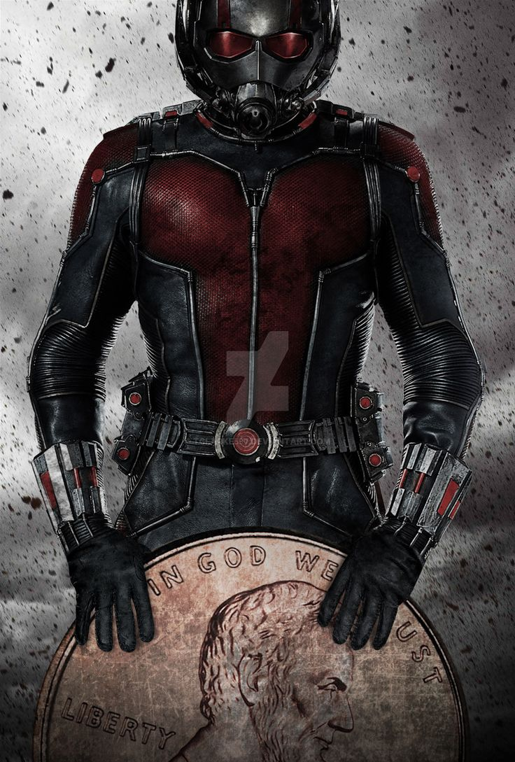 Ant-Man [Captain America: The First Avenger] by tclarke597 on DeviantArt