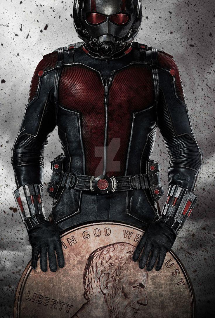 Ant-Man [Captain America: The First Avenger] by tclarke597 on DeviantArt