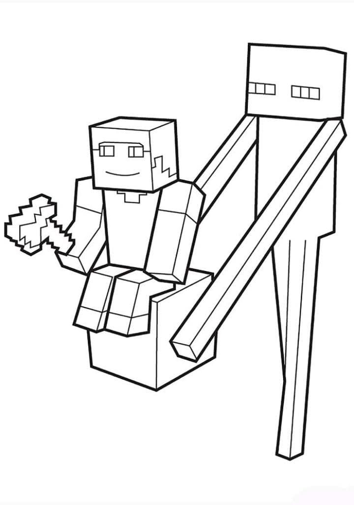 Minecraft Coloring Pages Best Coloring Pages For Kids In 2021 Minecraft Coloring Pages Coloring Pages Pokemon Coloring Pages