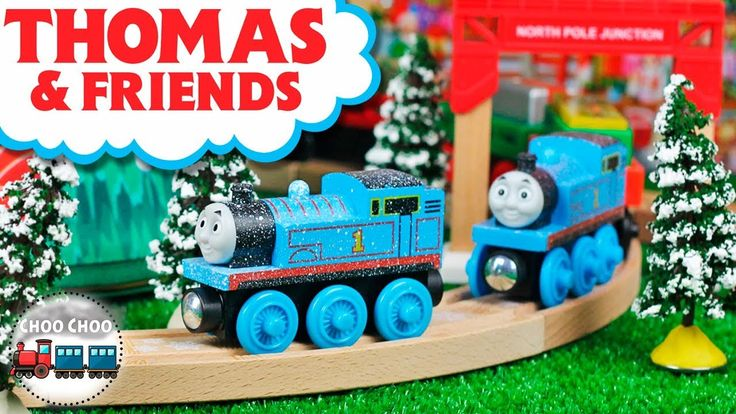 Happy Holidays! Thomas and friends   Christmas Set for THOMAS TRAIN   Fun Video For Kids Happy Holidays! Thomas and friends   Christmas Set for THOMAS TRAIN   Fun Video For Kids Hi everyone! Check out our new Thomas and Friends video! Today on Choo Choo we are playing with Thomas trains and a new set we just got. Our family had so much fun playing with these toy trains for kids! We received a huge parcel. In the box there is a bunch of Thomas and friends as well as many elements of the…