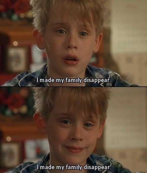 HOME ALONE #christmas #film
