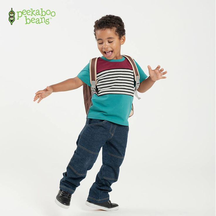 Back to school. www.peekaboobeans.com