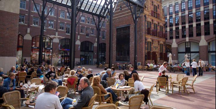 Groningen Grote Markt - Goudkantoor