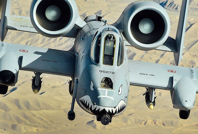 16 Things You Didn't Know About The A-10 Warthog